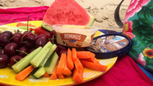 Best Healthy Beach Snacks