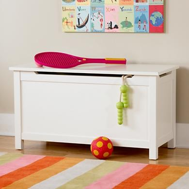 Traditional Kids Storage Benches And Toy Boxes