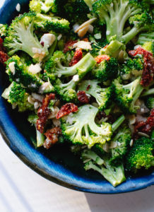 Greek Broccoli Salad