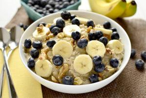 blueberry-banana-oatmeal